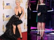 Movie Awards. Famosas sobre alfombra roja