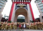 Universal studios abre parque singapur