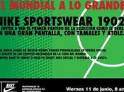 Celebra Mundial Nike Condesa