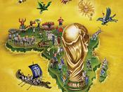 Comienza Mundial Sudáfrica 2010…