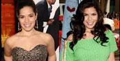 patitos feos cisnes: transformaciones Hollywood