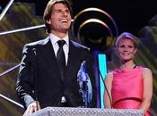 estilismo,nada acertado, Katie Holmes, Premios National Movie Awards