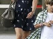 Victoria Beckham repite vestido cuatro días diferencia