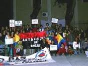 Exiliados migrantes Colombianos Argentina dicen Ahora PAZ!!