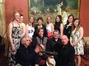 Visita grupo estudiantes música escuela asane bergen (noruega)