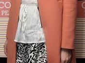 Olivia wears Zara