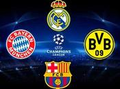 Liga BBVA Bundesliga: sorteo semis Champions League