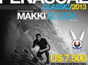 Tablistas competirán Peñascal Memoria surfista Makki Block