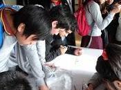 Equipo salud joven conmemora mundial serie actividades