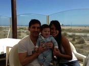 Lionel Messi presentó hijo Thiago Facebook