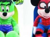 Disney Classic lanzará juguetes Mickey Mouse como personajes Marvel