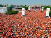 Reina Rey, mayor fiesta toda Holanda