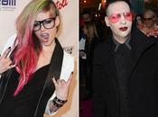 ¡Marilyn Manson colaboró nuevo álbum Avril Lavigne!
