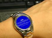 Microsoft trabaja propio reloj inteligente según Wall Street Journal