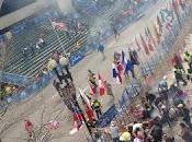 Vídeo momento exacto explosión Maratón Boston