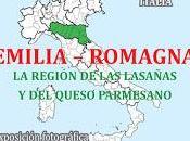 Italia, Emilia Romagna región lasañas