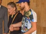 Sharon Stone novio años joven ella