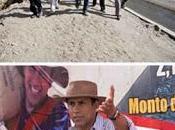 Javier alvarado inaugura moderno canal riego santa maría huaura…