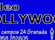Video Hollywood, Granada; estrenos mayo