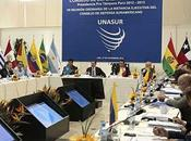 Arranca capital peruana cumbre Unasur