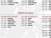 Horarios Viña Rock 2013
