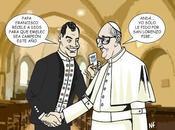 confianzas Rafael Correa Papa Francisco