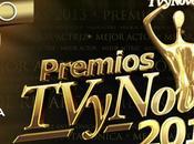 Premios TVYNOVELAS desde Acapulco abril Nominaciones