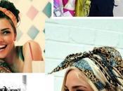 Porque mamás también gusta guapas: Pañuelos cabeza