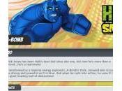 Webs oficiales, imágenes bios Avengers Assemble Hulk Agents S.M.A.S.H.