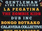 Cartel completo Planet Babylon Festival, Gentleman, Pegatina, Zombie Kids...