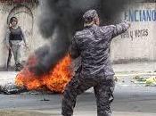 fallecido varios herido huelga general