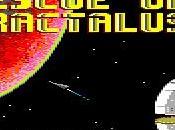 Rescue Fractalus! (Atari 400/ Atari 800)
