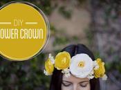 Wedding day: corona flores
