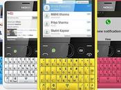Nokia hace oficial primer móvil botón WhatsApp