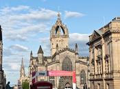 días Escocia, Edimburgo