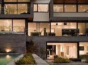 Simetría, Vegetación Innovacion Casas: North Toronto Residence