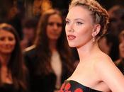 Scarlett Johansson será Lucy, nuevo Besson