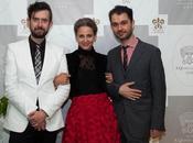 Teruel apoyando moda española Alta Costura Gran Noche ALALÁ