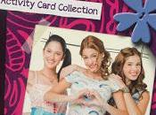 Violetta Activity Card Collection coleccción cards cartas Topps España