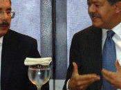 Discusión entre Leonel Danilo tema Barrick reunión Comité Político