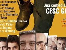 'Una pistola cada mano' Cesc gran elenco actores