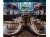 Marc Webb muestra Colm Feore fósiles animales extintos