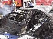Coche bomba primer ministro sirio
