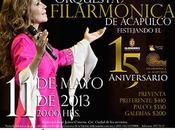 Guadalupe Pinea Filarmonica Acapulco Chilpancingo mayo