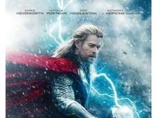 Primer póster oficial Thor: Mundo Oscuro español