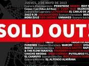 Entradas agotadas para ViñaRock 2013, espera 61.000 asistentes