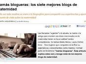 este 'los siete mejores blogs maternidad'?
