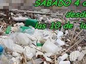 """Campaña limpieza Almáciga: """"¡Del plástico pases!"""""""
