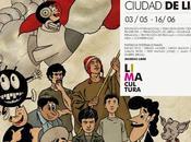 """Festival Dibujo, Historieta Ilustración """"Ciudad Lima"""""""
