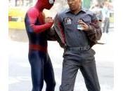 Enorme cantidad vídeos alguna imagen rodaje Amazing Spider-Man